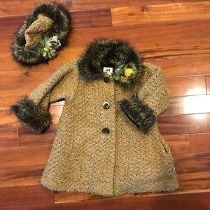 f11e123e8996 Kids Vintage Fur Coat on Poshmark